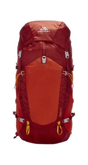 Gregory Zulu 40 Backpack L burnished orange